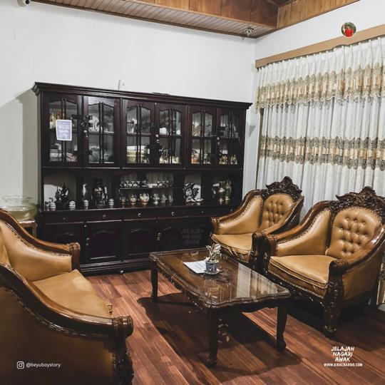 Bamboosa Guest House Bukittinggi