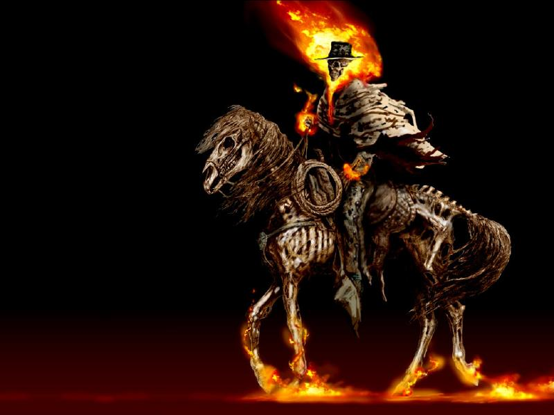 Ghost Rider 2 Wallpapers Collection