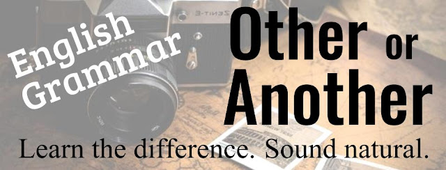 Other or Another? Learn the difference