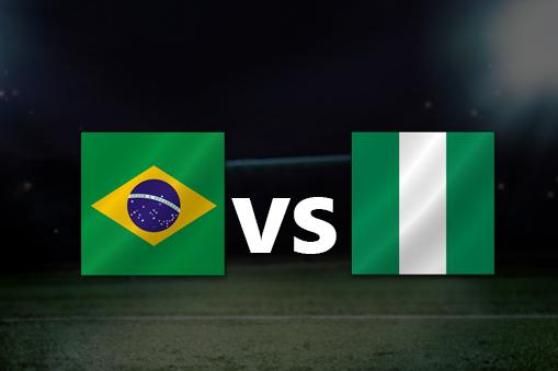 مباراة البرازيل و نيجيريا 13-10-2019