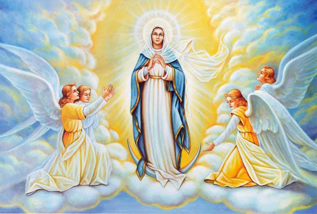 Dasar Devosi Kepada Bunda Maria