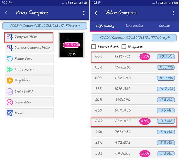 video-size-compress-kare