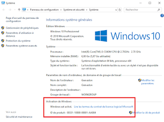 activer Windows 10 Microsoft Toolkit