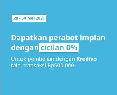 Promo IKEA Pakai Kredivo Bisa Dapat Cicilan 0% & Potongan Belanja 5% Hingga 100 Ribu