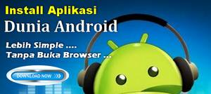 Aplikasi Dunia Android