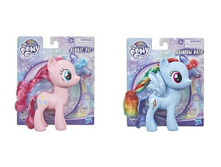 My Little Pony Reveal the Magic Pinkie Pie and Rainbow Dash Styling Ponies