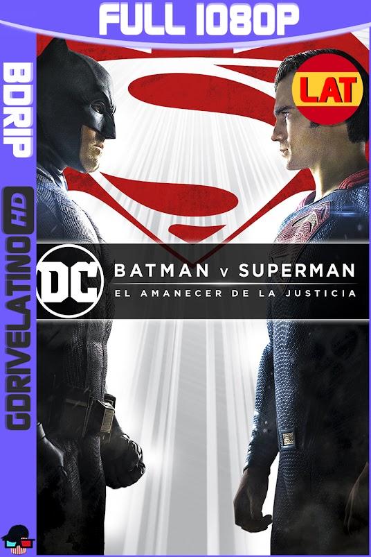Batman vs Superman (2016) Ultimate Edition REMASTERED IMAX BDRip 1080p Latino-Ingles MKV
