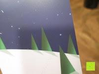 Motiv: Amazon.de Geschenkgutschein als Lesezeichen - mit kostenloser Lieferung am nächsten Tag