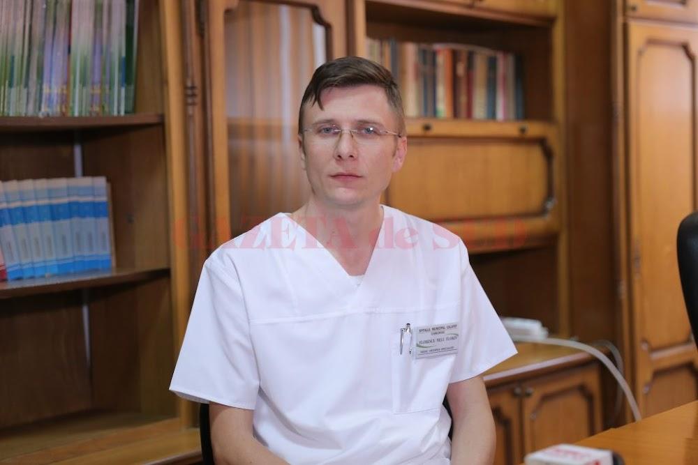 Medicul care a dat străinătatea pe Spitalul din Calafat