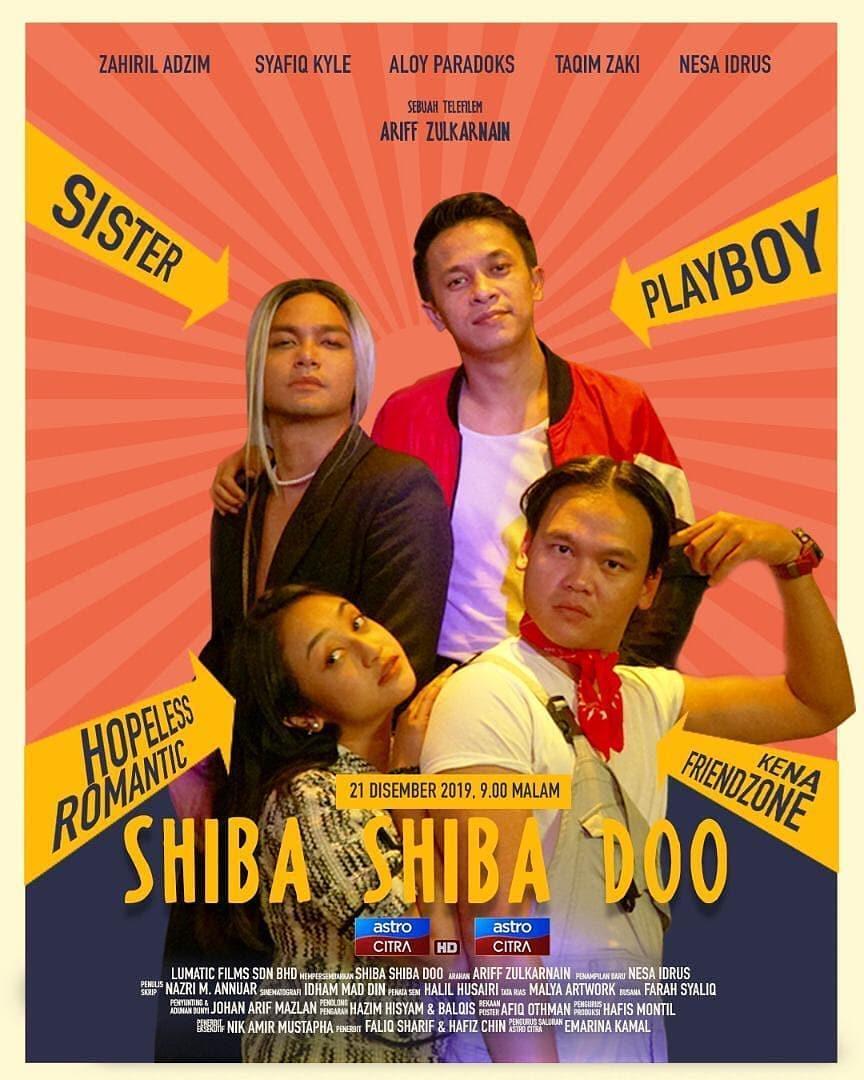 Telefilem Shiba Shiba Doo