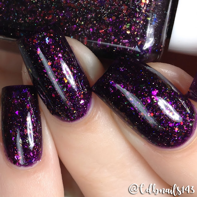 Glam Polish-Did We Not Put The 'Grrr' In Girl?
