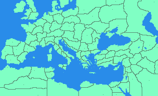 taw's blog: Blank political maps for Rome and Medieval 2 Total War