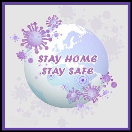 virus globe transmission stay safe