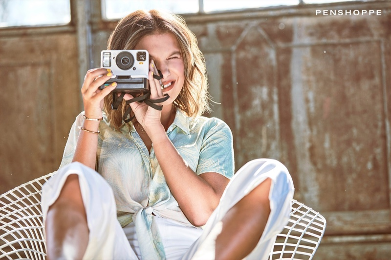 Penshoppe taps Millie Bobby Brown for spring-summer 2020 campaign