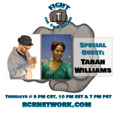 """Stalk Your Destiny"" with Tarah Williams"
