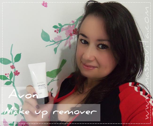 Make up remover da Avon Masso Vita