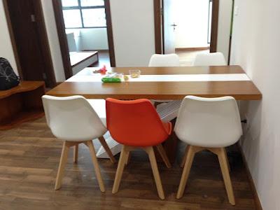Lựa chọn ghế ăn phù hợp với bàn ăn thông minh 1