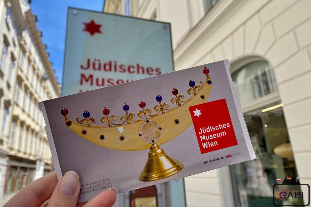 Wiedeń muzeum żydowskie