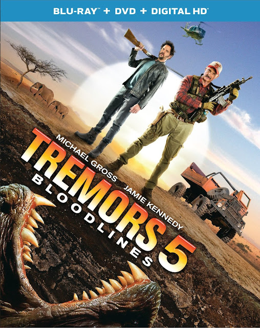 Tremors 5: Bloodlines (2015) ταινιες online seires oipeirates greek subs