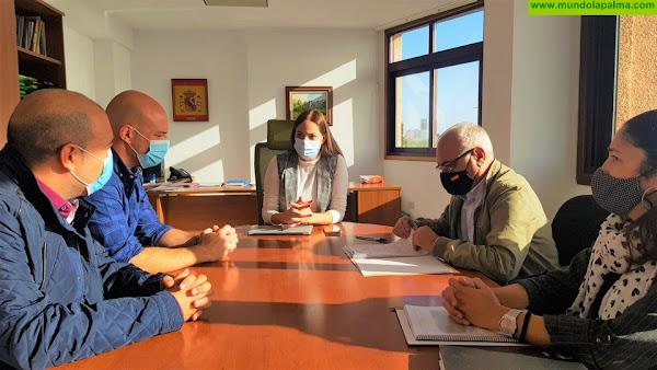 Medio Ambiente comenzará las obras de seguridad de la ladera de El Time el 7 de enero