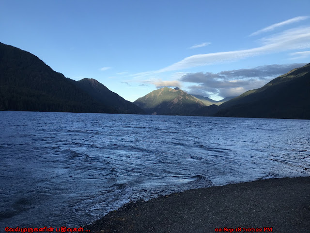 Lake Crescent Port Angeles
