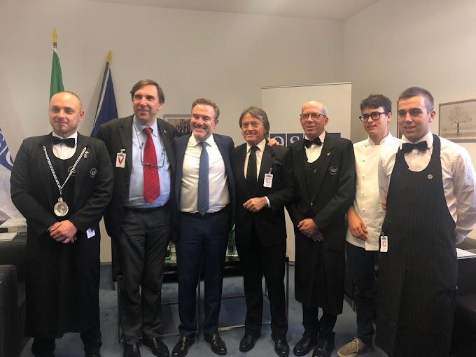 Le eccellenze del Friuli Venezia Giulia ospiti dell'OSCE a Vienna
