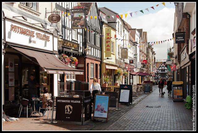 Salisbury Inglaterra