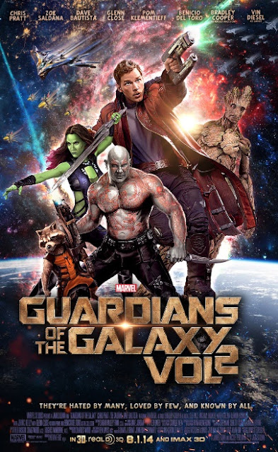 Sinopsis Guardians of The Galaxy Vol 2 (2017)