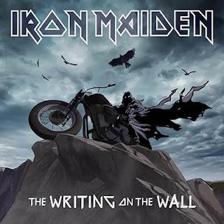 """Το single των Iron Maiden """"The Writing On The Wall"""""""