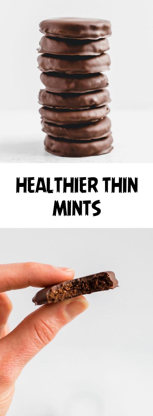 Healthier Thin Mints