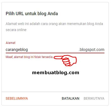 Maaf,alamat blog ini tidak tersedia