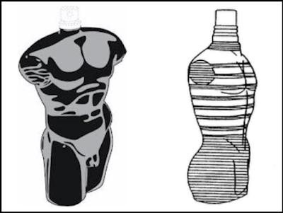 USPTO find two male torso-shaped perfume bottles confusingly similar