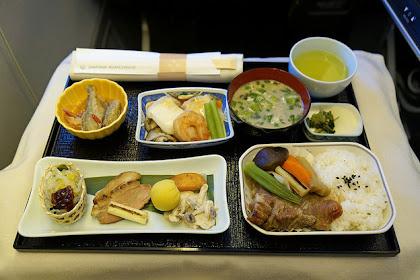 世界の機内食 PART-2