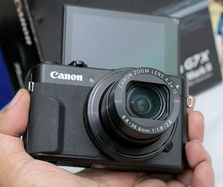Jual Canon G7X Mark II