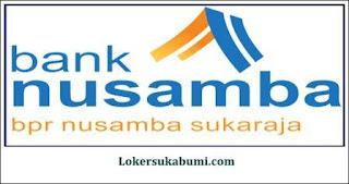 Lowongan Kerja Marketing Bank Nusamba Sukabumi Terbaru