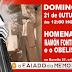 💬 Homenaxe a Ramón Fontenla e ao Obelisco | 21oct