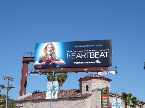 Heartbeat season 1 billboard