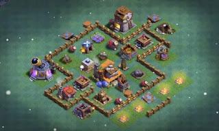 Builder Hall 4 Best Base Ever