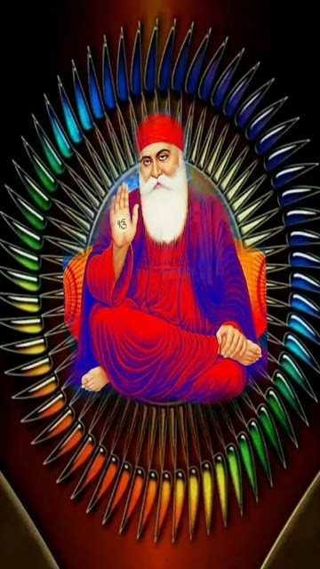 guru nanak birthday images full hd