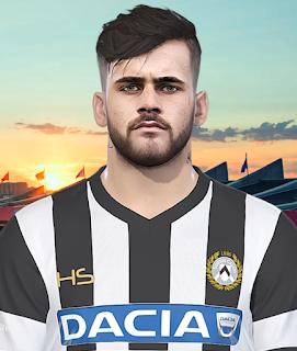 PES 2018 Faces Felipe Vizeu by Prince Hamiz
