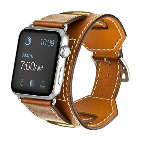 correas-cuero-3 The Best Leather Belts for your Apple Watch Technology
