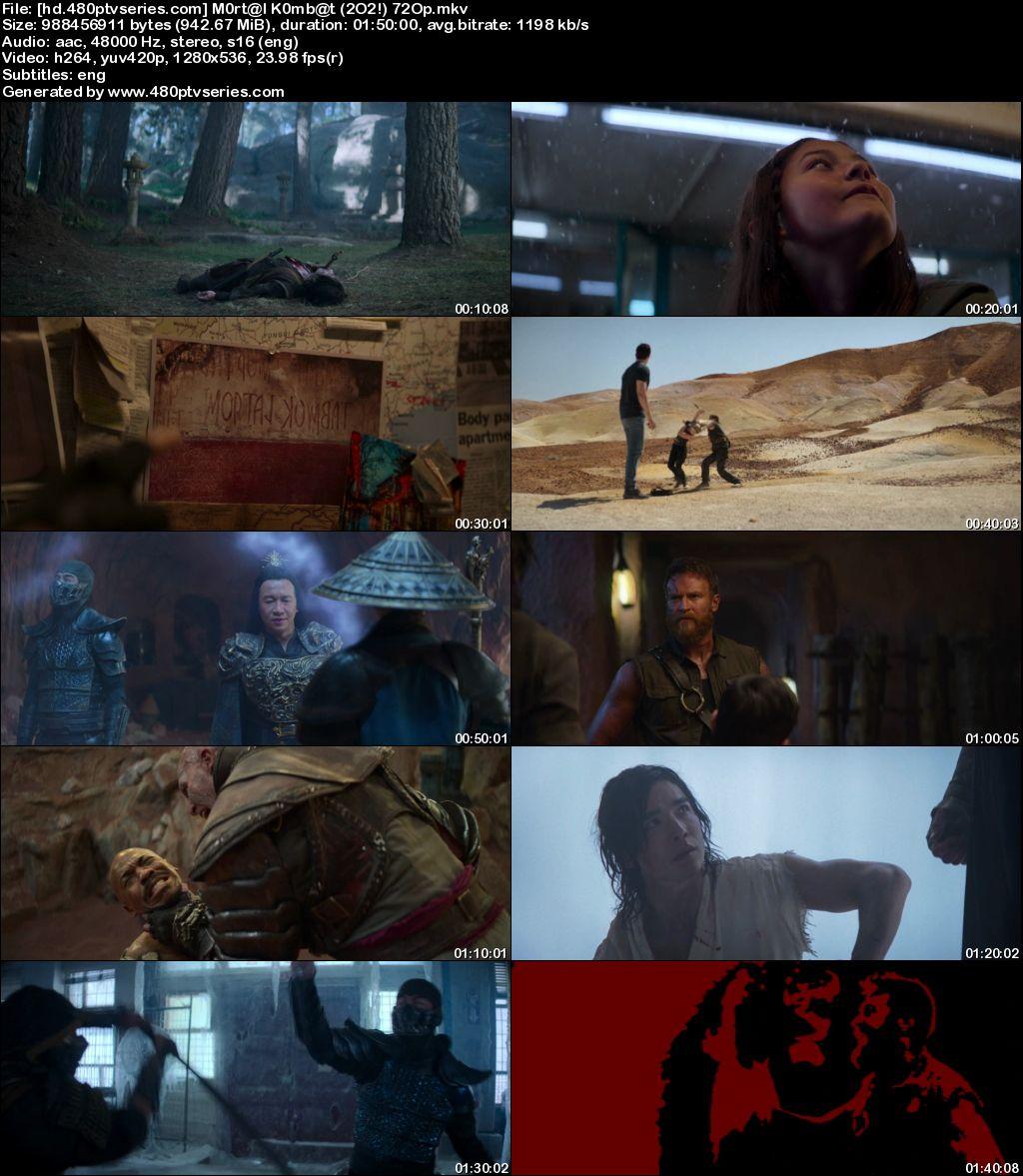 Download Mortal Kombat (2021) 950MB Full English Movie Download 720p Web-DL Free Watch Online Full Movie Download Worldfree4u 9xmovies