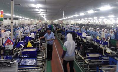 Lowongan Kerja Min,SMA,D1,D3,S1 PT Indonesia Epson Industry Menerima Karyawan Baru Seluruh Indonesia