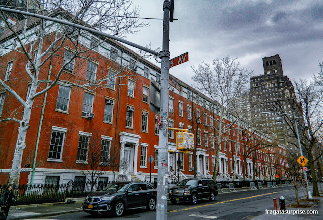 Greenwich Village, Nova York