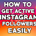 Active Followers On Instagram