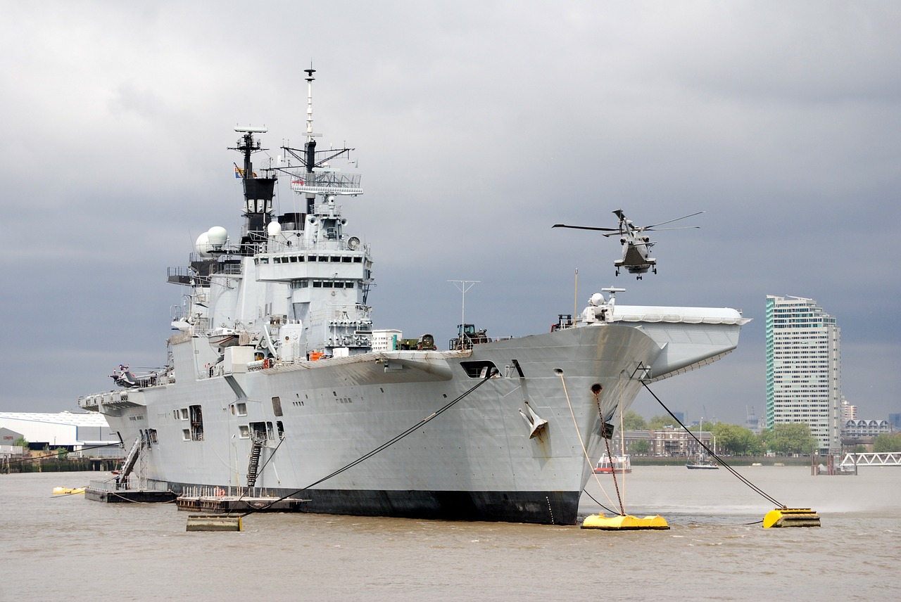 Engineer Officer in Indian Navy