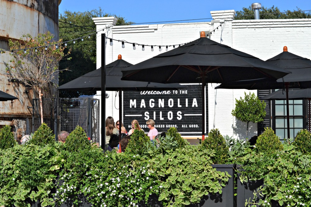 visiting waco texas and magnolia market and magnolia silos