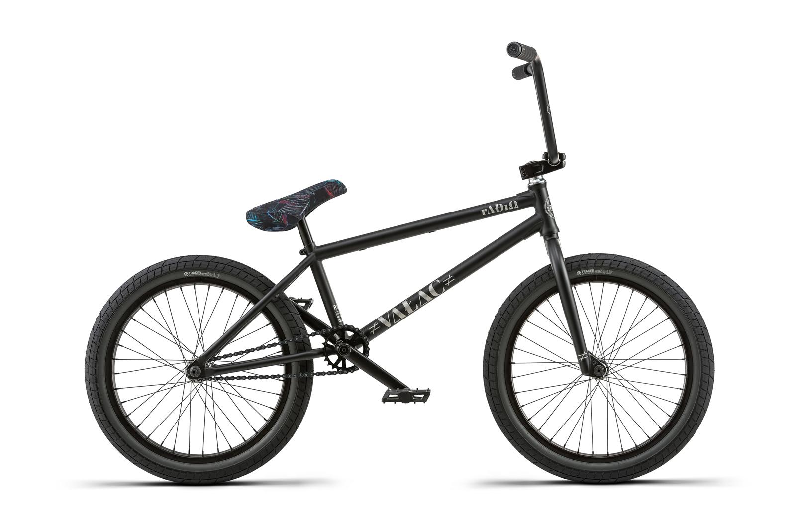 Radio Bikes New Valac Bmx Bike