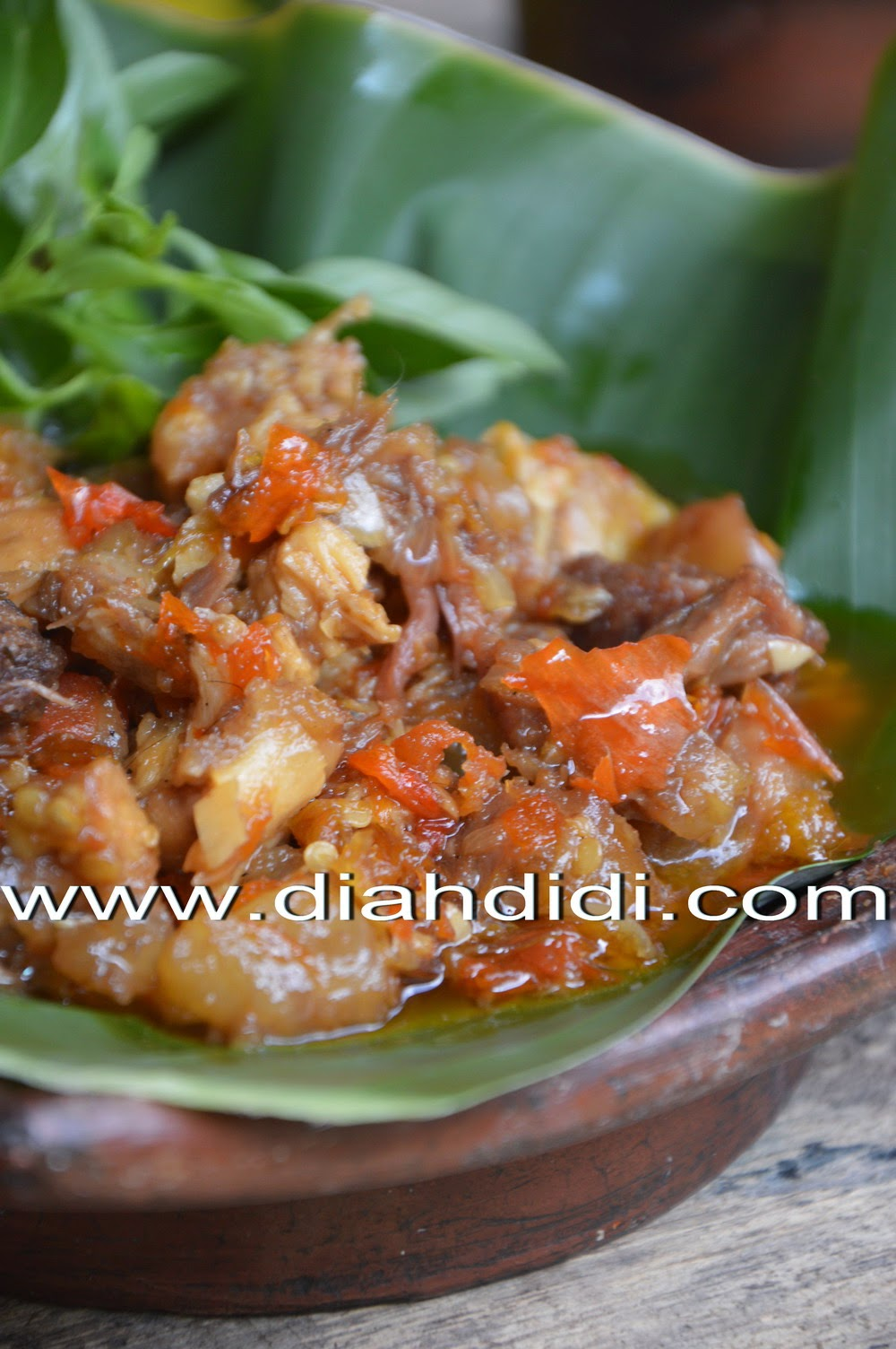 Resep Oseng Mercon Jogja Terkenal : resep, oseng, mercon, jogja, terkenal, Didi's, Kitchen:, Oseng, Koyor, Mercon..^^