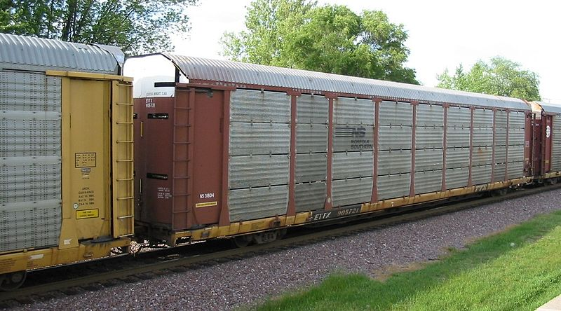 Cold Fusion Guy Railroad Terms And Railcars